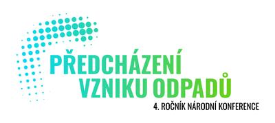 Předcházení vzniku odpadů Logo